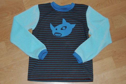 Kuschel-Shirt