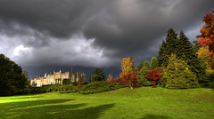 Sheffield Park (Alexander Snell Photography) Tags: autumn house fall sussex moody haywardsheath mansion statelyhome hdr sheffieldpark sheffieldparkgardens