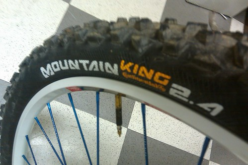 Continental Mountain King 29x2.4 Tire