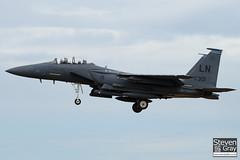 91-0301 - 1208 E166 - USAF - McDonnell Douglas F-15E Strike Eagle - Lakenheath - 100719 - Steven Gray - IMG_8343