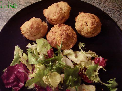 muffins carotte-cumin