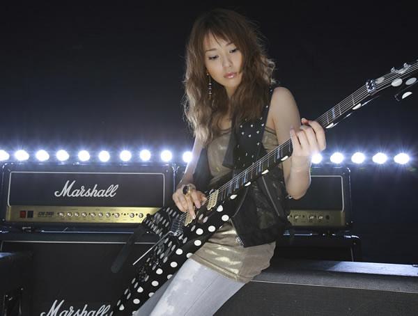 今日のギター女子 No-44