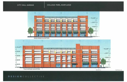 downtown garage elevations