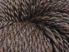 Close Up of Dark Mahogany