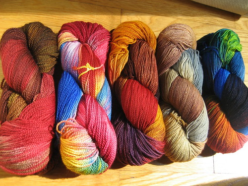 Fleece Artist Merino Sock