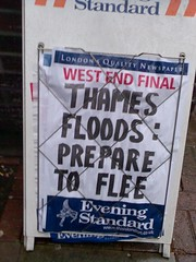 DON'T PANIC (qwghlm) Tags: headline panic standard eveningstandard scaremongering