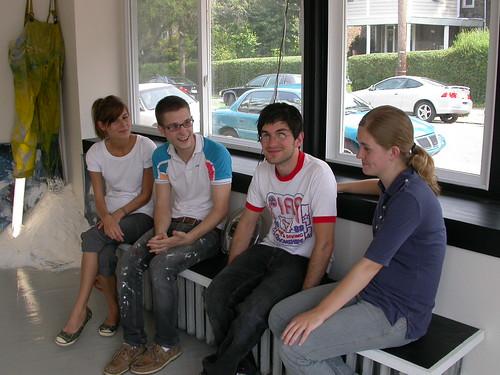 Katrina, Austin, Joe, Jen