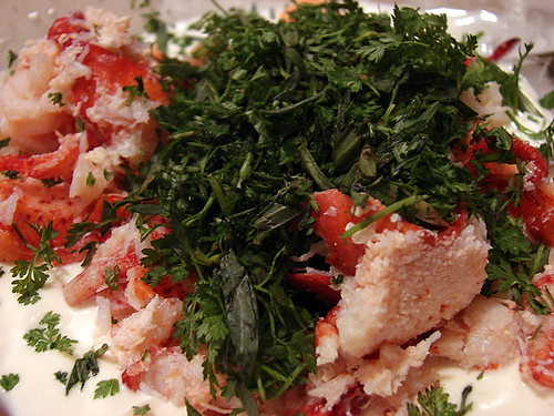 lobsta salad