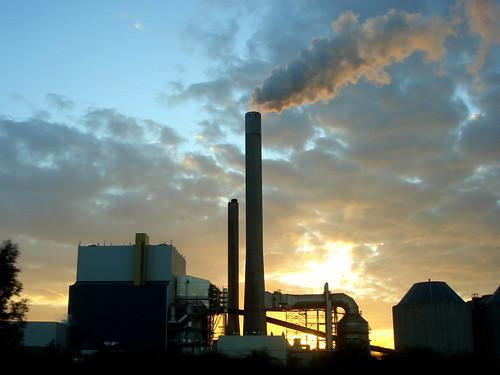 Smokebelch Sunset
