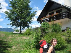 blij terug beneden (qahwa) Tags: slovenië zomer2006