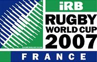 Logo Rugby 2007