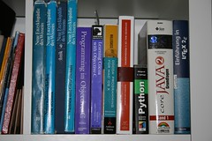Nerdy Bookshelf Part One