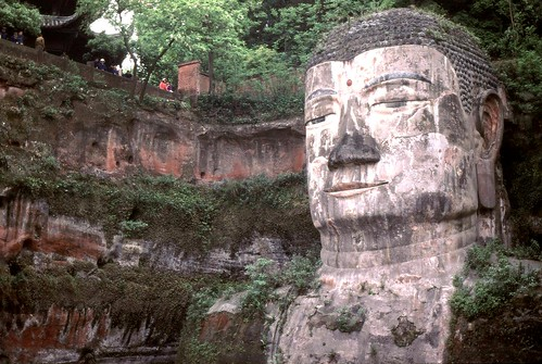 .China Large Buddha.205