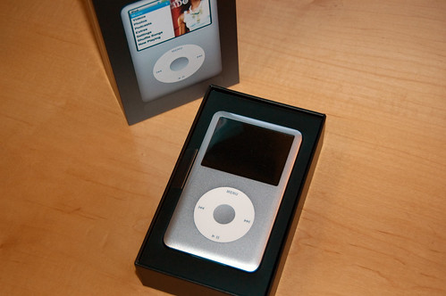 iPod Classic Packaging