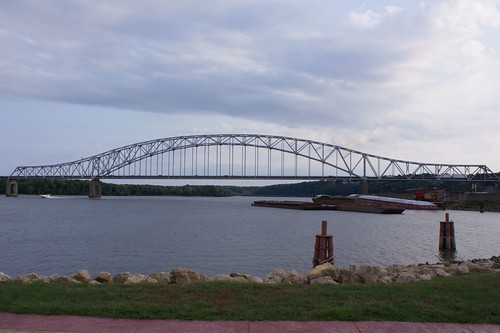 Bridge at Dubuque