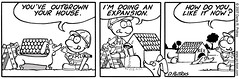 Dog House Expansion (Rex and Dexter) Tags: dog house comic cartoon wiener strip weiner expansion
