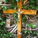 Crucifix & Monkey (0980)