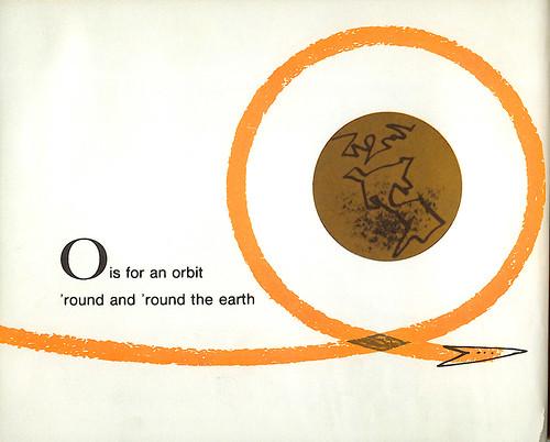 Space Alphabet: O