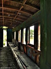 Carro em Cajamar (Alex Leo) Tags: train trem baldwin hdr narrowgauge alco cajamar efpp bitolinha peruspirapora bitolaestrieta