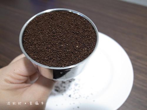 伊萊克斯摩卡壺填充咖啡粉0