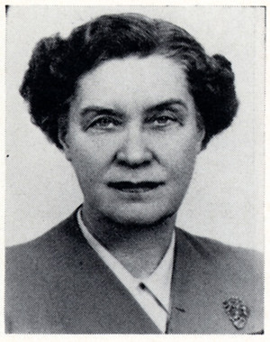 Ruth Crawford Mitchell