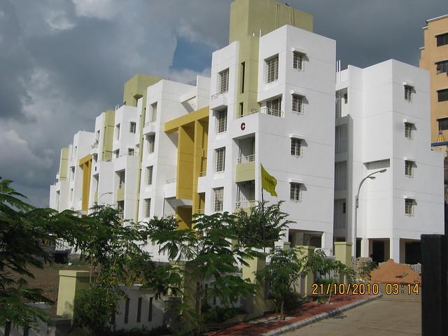 Nirman Viva 1 BHK & 2 BHK Flats at Ambegaon Budruk, Katraj, Pune -  IMG_3699