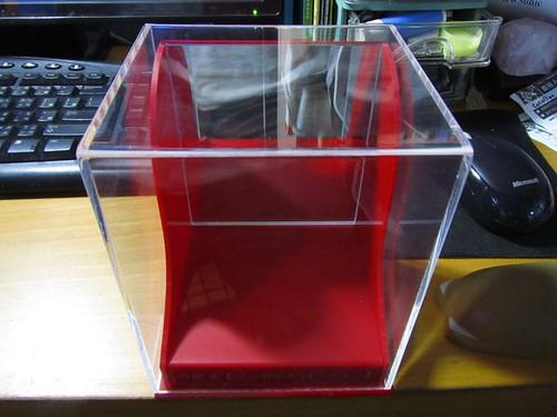 壓克力鏡面收藏盒-本體現身.JPG