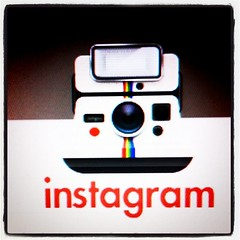 Instagram logo capture by POPOEVER, on Flickr