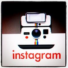 Instagram logo capture by POPOEVER, on Flickr