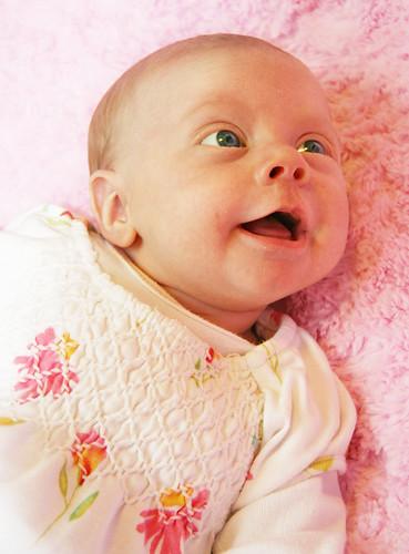 Smiling Addie