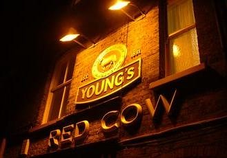 Young´s y The Red Cow