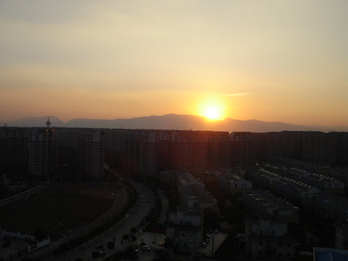 Kunming Sunset
