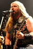Black Label Society @ The Fillmore, Detroit, MI - 11-07-10