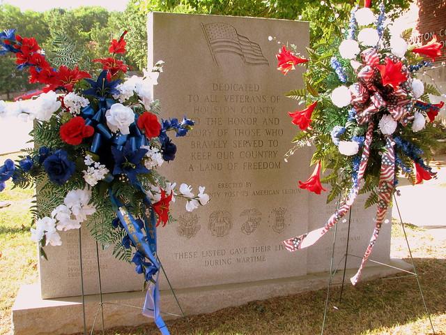 Houston County War Memorial