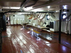 USS Olympia - Berth Deck