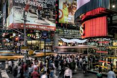 People - New York City