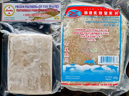 Featherback Fish Paste - Pasta Ikan Belida