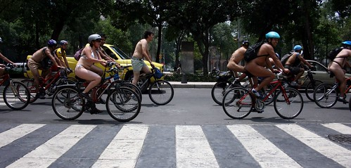 Ciclistas en Linea