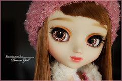 Hanabi - Pullip Custom (-Poison Girl-) Tags: new brown white girl hair eyes doll dolls eyelashes makeup pale wig groove pullip straight poison custom pullips hanabi poisongirl faceup eyechips junplanning newmakeup rewigged obitsubody pullipcustom newfaceup rechipped sbhm