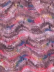 Blocked Monkeys X-treeeem close up (WiscJennyAnn) Tags: monkey knit craft knitty