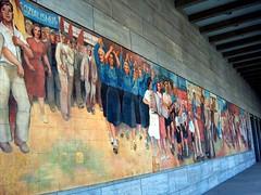 Socialist times (R.i.c.a.r.d.o.) Tags: street berlin art history germany panel politics communism socialist socialism alemanha comunist