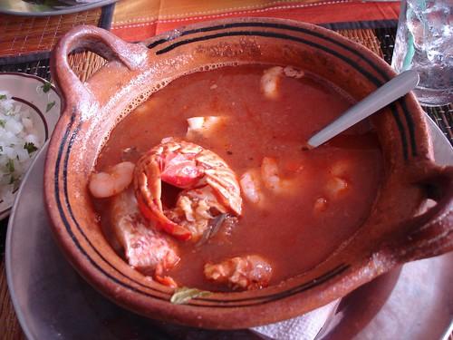 Sea Soup - Sopa Marina
