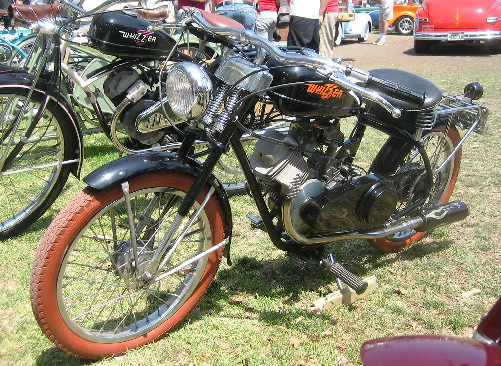 Whizzer Motor Bicycle #3