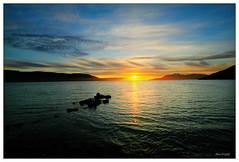 Slarlag (arnihrolfur) Tags: sunset canon iceland sigma 1020 summernight cokin