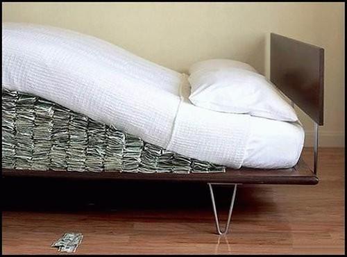 Hacer feliz a una mujer en la cama...