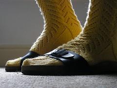Moody, atmospheric socks ;)