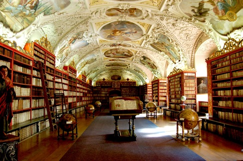 Strahov Theological Hall