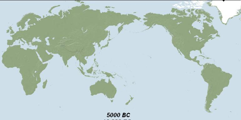 World+map+5000+bc