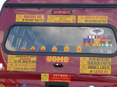 Marine Bumper Stickers