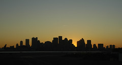 Boston Skyline 036692